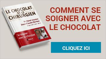 le livre soigner avec le chocolat